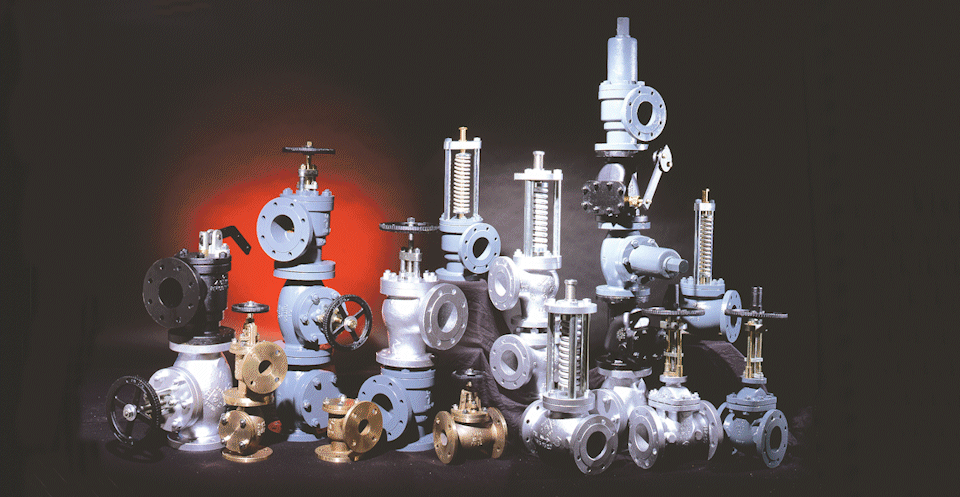 Peter Smith Valves - Double Block and Bleed and Globe Valves - Slide 01