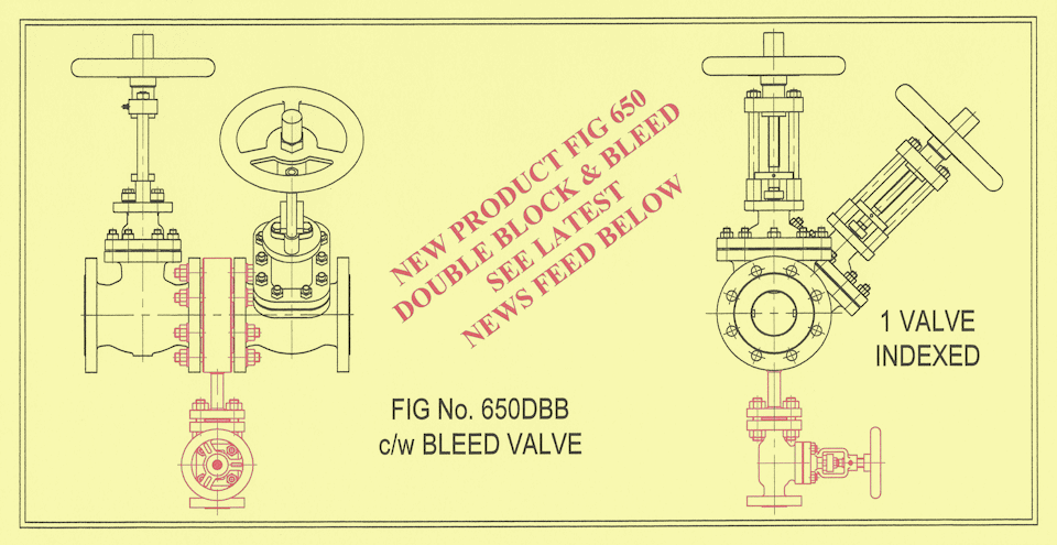 Peter Smith Valves - Double Block and Bleed and Globe Valves - Slide 08
